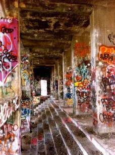 graffiti echo