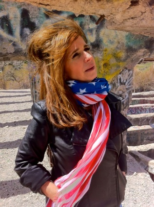 Laura American flag (3)