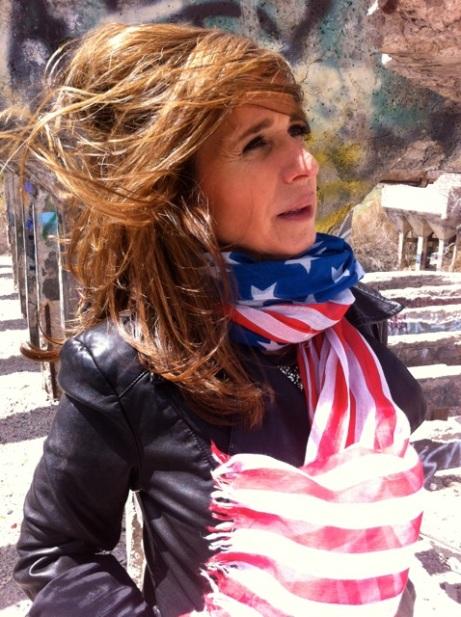 Laura American flag (4)