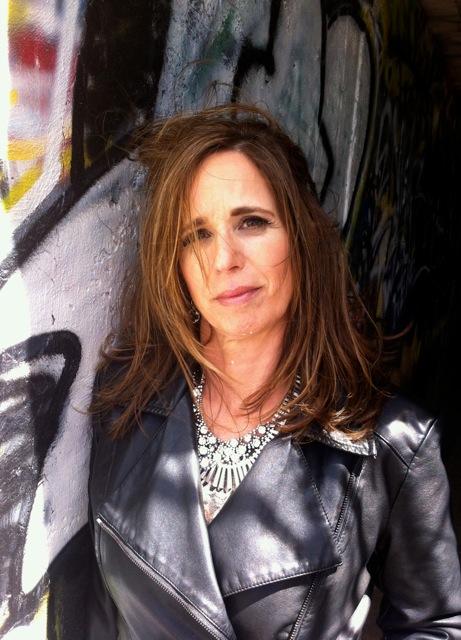 Laura in graffiti shaft (1)